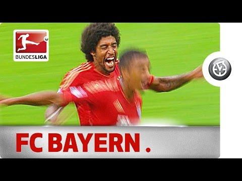 FC Bayern's Goal Frenzy - 6-1 vs. VfB Stuttgart