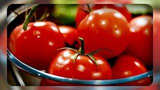 Свежие помидоры к Новому году