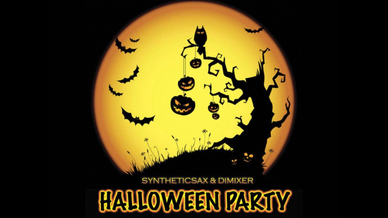 syntheticsax dimixer halloween partyoriginal mix 1080p hd youtube