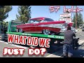 New upgrades on Steve's 1957 chevy belair