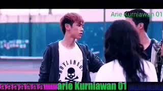Ilir 7 Cinta Terlarang (official Video klip versi Korea)  ter Baper .
