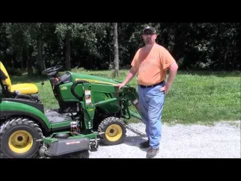 3 point hitch auger hookup