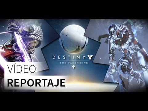 CONSEJOS - PREPÁRATE para Destiny: The Taken King
