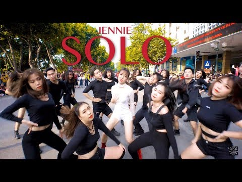 [KPOP IN PUBLIC] [SOLO DANCE COVER CONTEST] JENNIE - 'SOLO' Dance Cover By YNG 🇻🇳