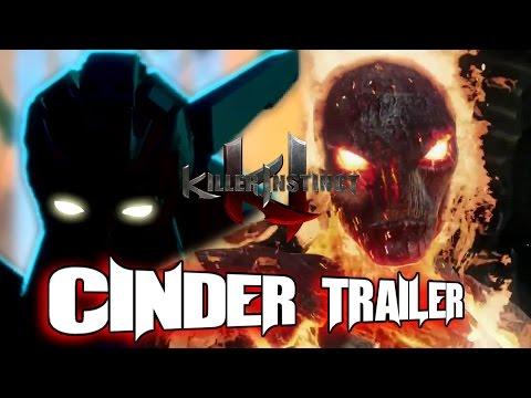 CINDER TRAILER + ARIA