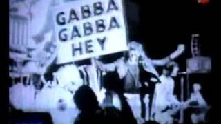 Muerte de Johnny Ramone (Informe Telenoche 16/09/2004)