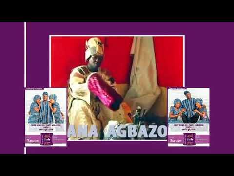 Nana Agbazor Wedding