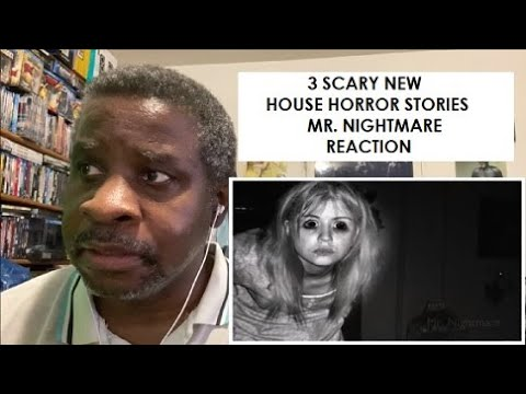 3 Scary New House Horror Stories Mr Nightmare Reaction Youtube | to celebrate this milestone, and to honor the memory of mr. youtube