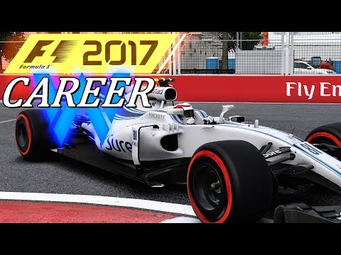 DIFFICULTY to LEGEND & BAKU Grand Prix - F1 2017 Career ep. 8