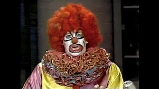 Video Flunky the Clown Collection on Late Night, 1985-89 download MP3, 3GP, MP4, WEBM, AVI, FLV November 2017