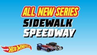 Sidewalk Speedway | Hot Wheels