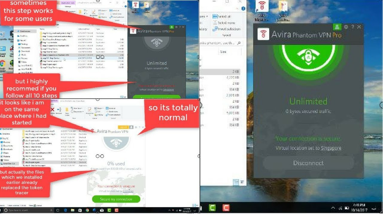 How Does Avira Phantom Vpn Work