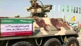 مصر تؤيد التدخل الروسي في سوريا