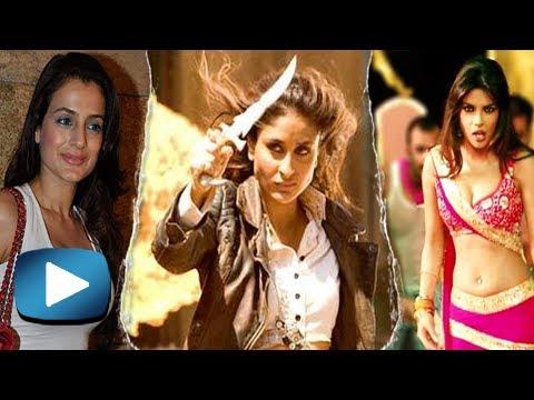 Kareena Kapoor's Top 5 Catfights : करीना के सबसे बड़े दुश्मन, देखिये!! thumbnail