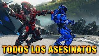 Halo 5: Guardians | Todos Los Asesinatos