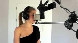 David Guetta Titanium - Cover by Cheyenne-Alice Hadschieff, Justine Taton, Sia Furler.mp3