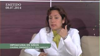 SENTIRSE BIEN- Hipoacusia en niños