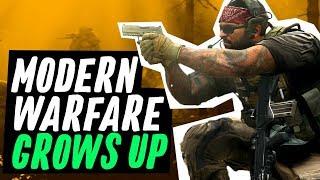 How Modern Warfare Multiplayer Rebuilds The Franchise Formula