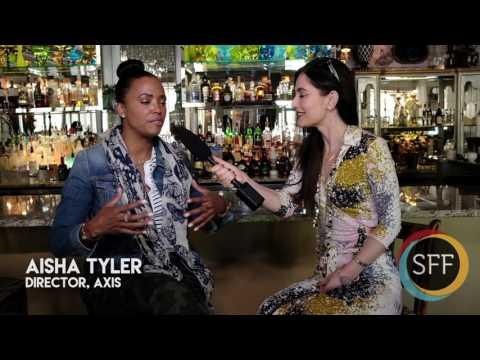SFF 2017: Aisha Tyler Interview