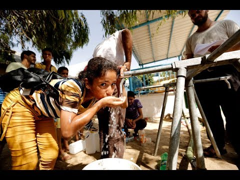 Gaza Water Crisis: Political Solution Needed, not a Technological One