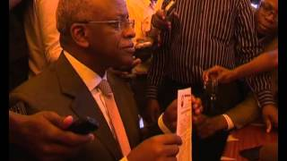 Mbabazi denied nomination forms after disagreement over fees