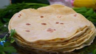 Кукурузные Лепешки тортильи - для буррито, тако, фахитос и  кесадилья!