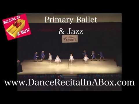 That's Entertainment Dance Recital Theme Ideas - Commercial Trailer