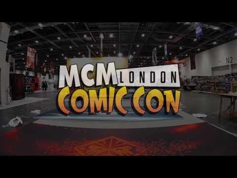 Comic Con HTC / HP Experience
