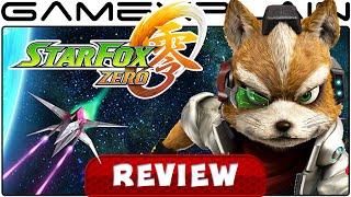 Star Fox Zero - REVIEW (Wii U)