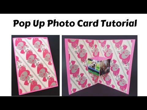 Pop Up Photo Greeting Card Tutorial thumbnail