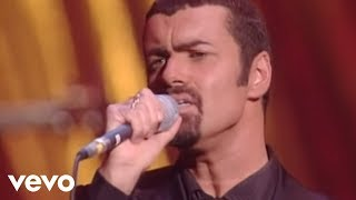 george michael   i cant make you love me live