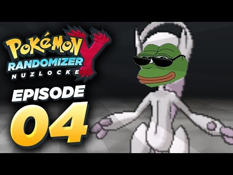 EZ MEGA MEWTWO Y ALREADY MEGA EVOLVED. - POKEMON Y RANDOMIZER #04