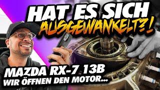JP Performance - Hat es sich ausgewankelt? | Mazda RX-7 13B