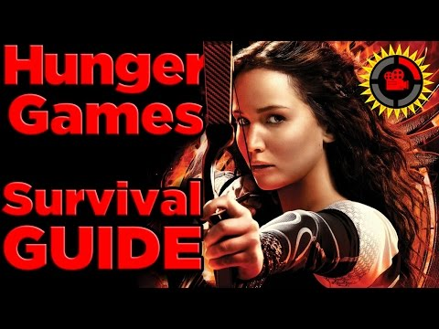Thumbnail: Film Theory: How to SURVIVE the Hunger Games pt. 1