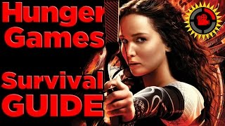 �������� ���� Film Theory: How to SURVIVE the Hunger Games pt. 1 ������