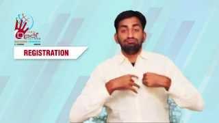 India Deaf Expo 2015: Registration