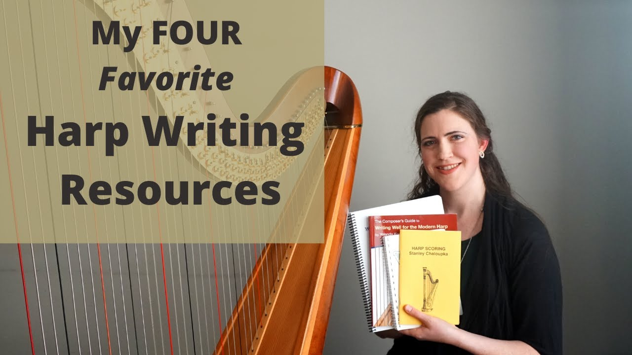 4 Resources about How to Write or Compose for the Harp
