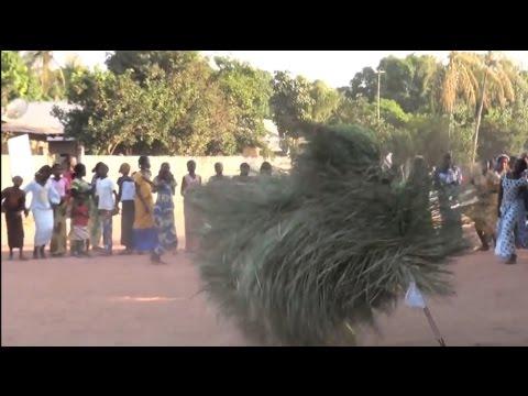 Zangbeto, (legendado) magia bruxaria real, materialização, Benim, Togo, Senegal, 01