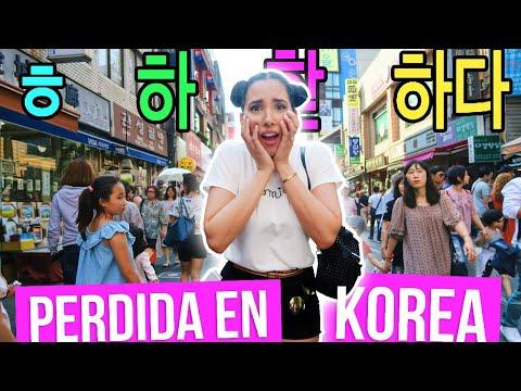 BROMA EPICA: PERDIDA EN KOREA!!! (TERMINA MAL 😭😭😱)