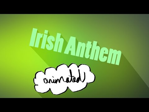 Middle School Project Animation | Irish Anthem (Read Desc. for Details)