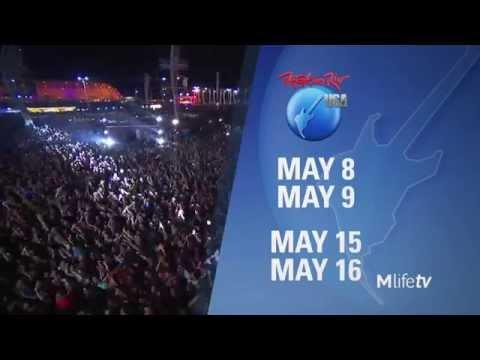 Rock in Rio USA 2015 Awesome Mlife TV Promo!