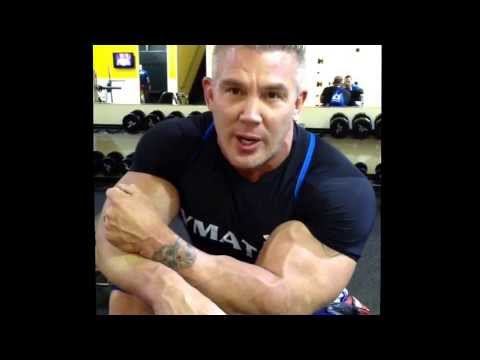 Andy Haman DYMATIZE GUY at the Olympia Weekend !        Sept 27-28 www.andy-Haman.com
