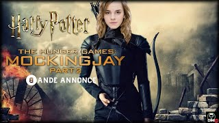 bande annonce hunger games la rvolte partie 2 vs harry potter vf 2