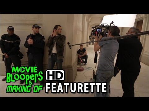Lucy (2014) Blu-ray Featurette - Shooting In The Sorbonne