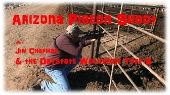 Airgun Hunt: Out with the Daystate Wolverine for a pest control shoot on an Arizona dairy farm!