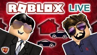 🔴 Roblox Live   Benvenuti a Bloxburg   Ben e papà