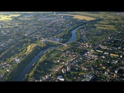Орловская область. Город Мценск.