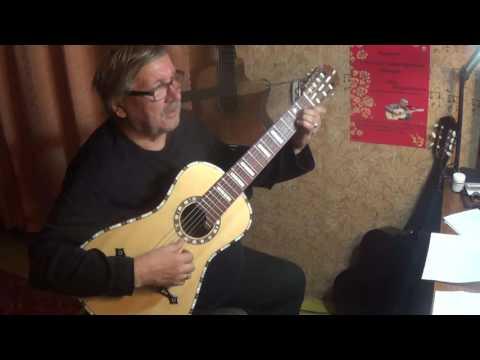 00028 Преимущества Семиструнной гитары перед Шестиструнной