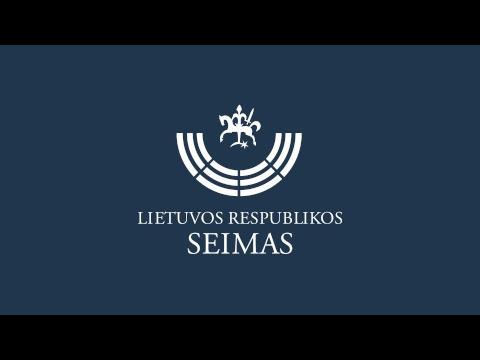 2019-04-03 Seimo laikinosios tyrimo komisijos dėl galimos neteisėtos įtakos ir (ar) poveikio Liet...