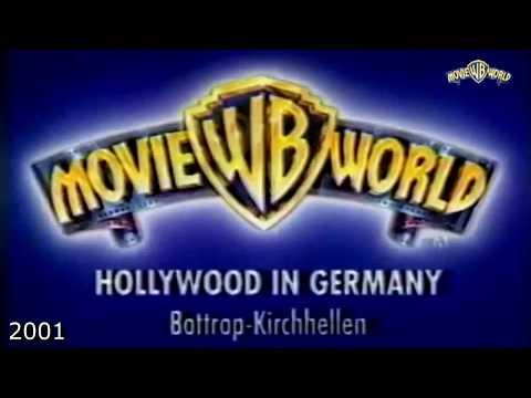 Warner Bros. Movie World Germany ( Werbung 1996 - 2003 )
